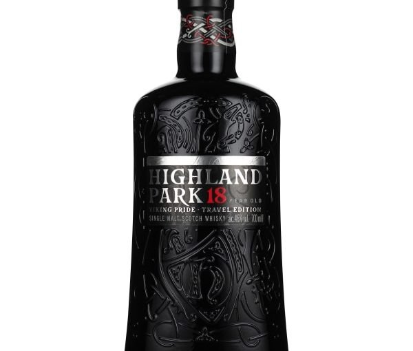 Highland Park 18 years Dark Viking Pride Travel Edition 70CL