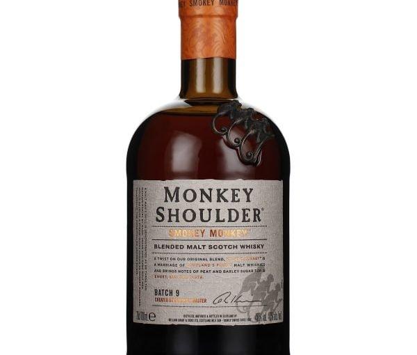 Monkey Shoulder Smokey Monkey 70CL