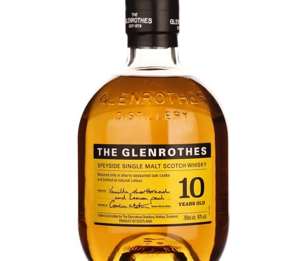 The Glenrothes 10 years Single Malt 70CL