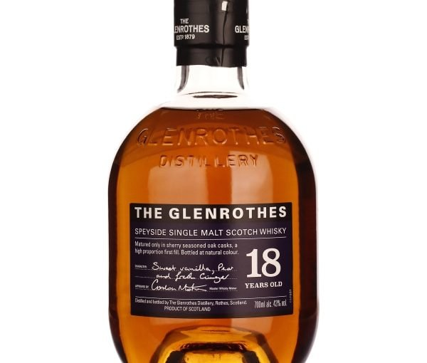 The Glenrothes 18 years Single Malt 70CL