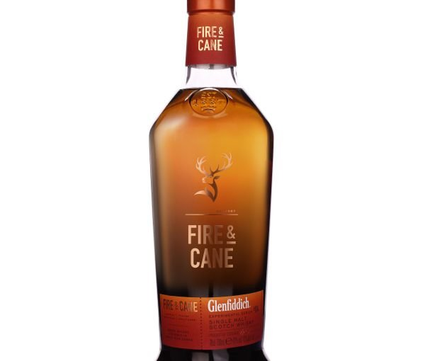 Glenfiddich Fire & Cane Single Malt 70CL
