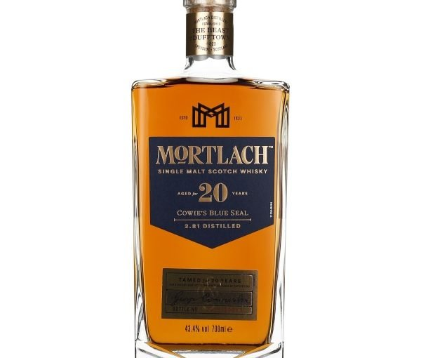 Mortlach 20 years Single Malt 70CL