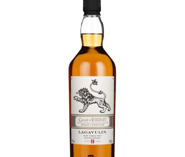 Lagavulin 9 years House Lannister 70CL
