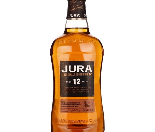 Jura 12 years Single Malt 70CL