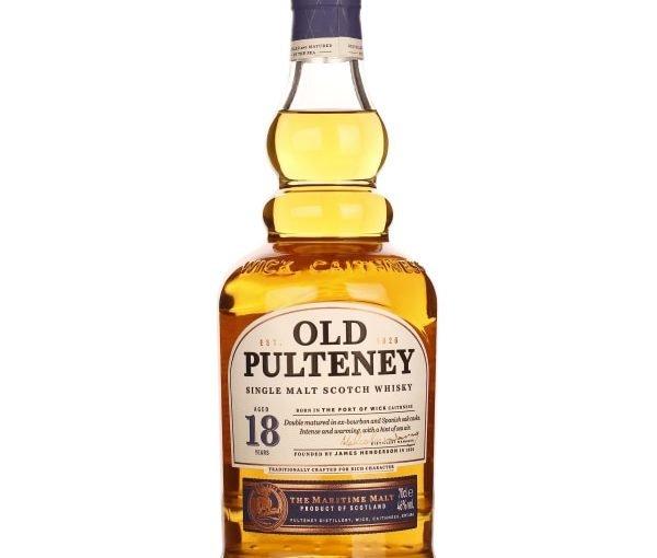 Old Pulteney 18 years Single Malt 70CL