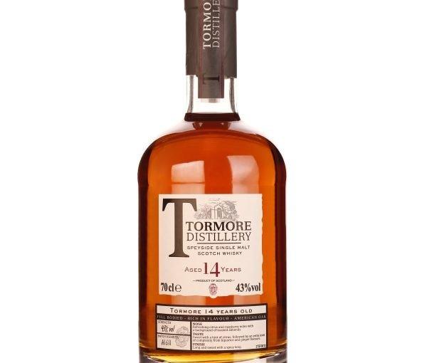 Tormore 14 years Single Malt 70CL