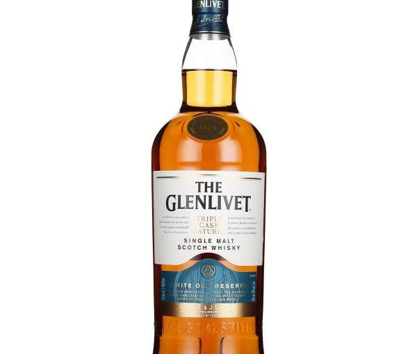 The Glenlivet White Oak Reserve Triple Cask Series 1LTR
