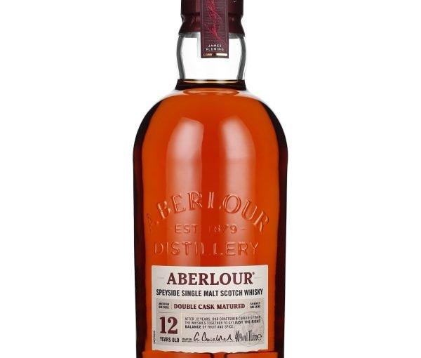 Aberlour 12 years Double Cask Matured 1LTR