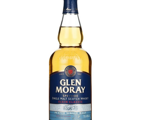 Glen Moray Peated Single Malt Elgin Classic 70CL