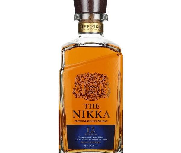 Nikka 12 years Blended Whisky 70CL