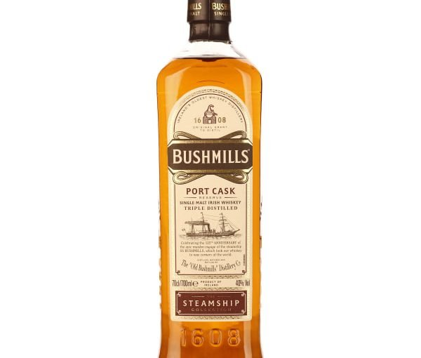 Bushmills Steamship Collection Port Cask Reserve 70CL