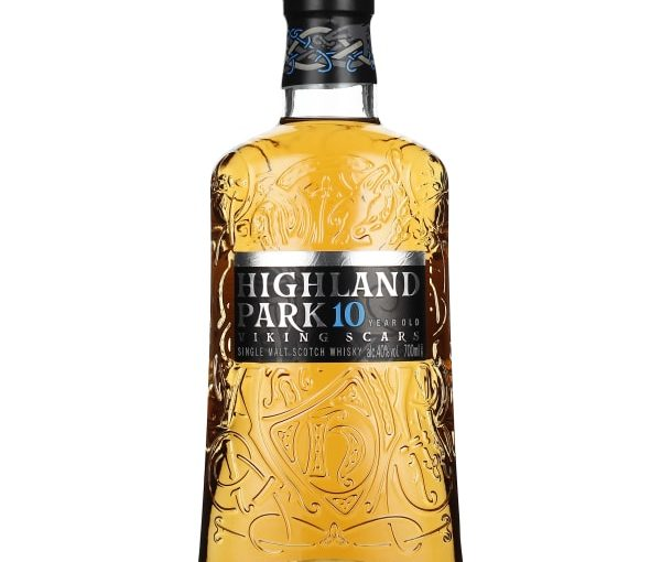 Highland Park 10 years Viking Scars Single Malt 70CL