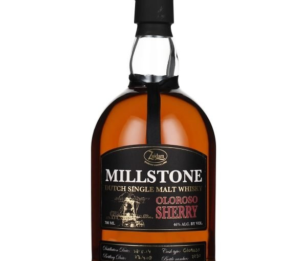 Millstone Oloroso Sherry Single Malt 70CL