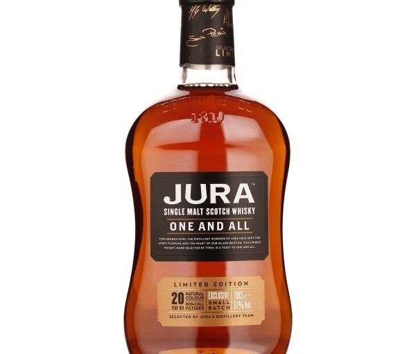 Isle of Jura 20 years One and All 70CL