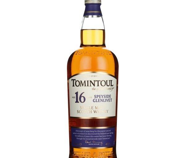 Tomintoul 16 years Single Malt 1LTR