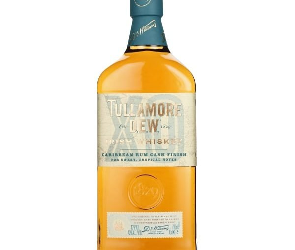 Tullamore Dew XO Rum Cask Finish 70CL
