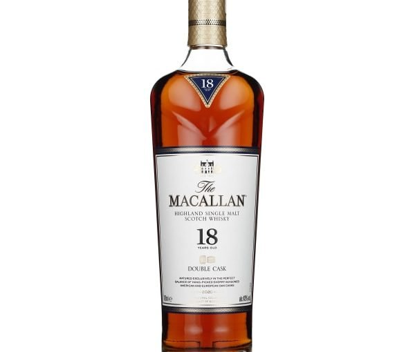 The Macallan 18 years Double Cask 70CL