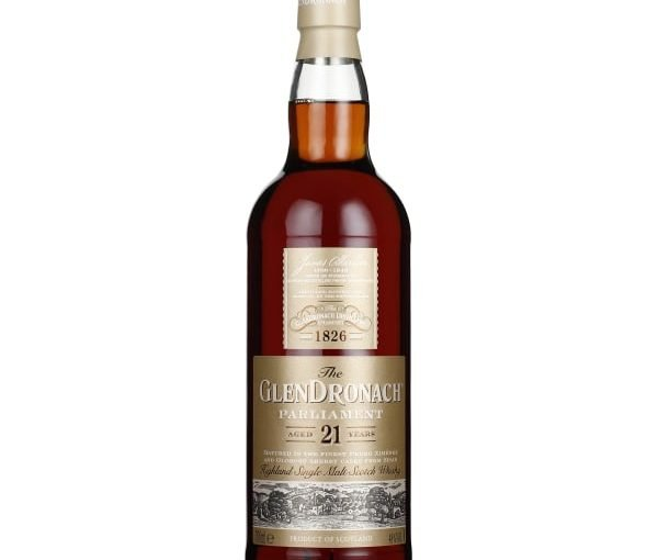 GlenDronach 21 years Parliament Bottled 2020 70CL