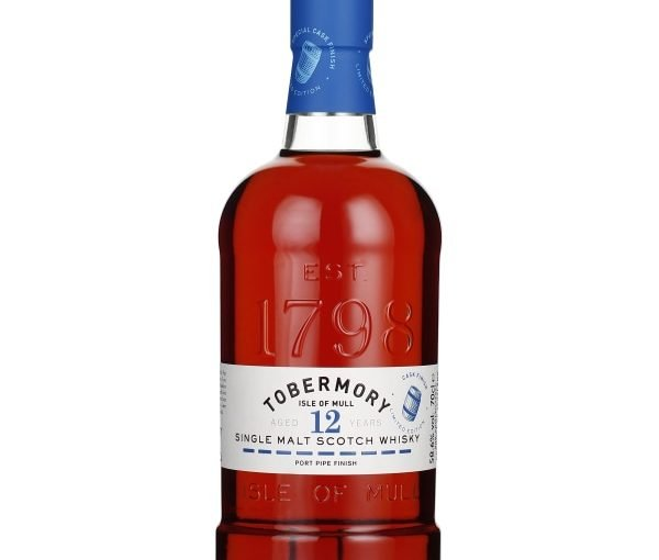 Tobermory 12 years 2007 Port Finish 70CL