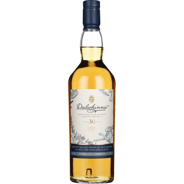 Dalwhinnie 30 years Special Release 2020 70CL