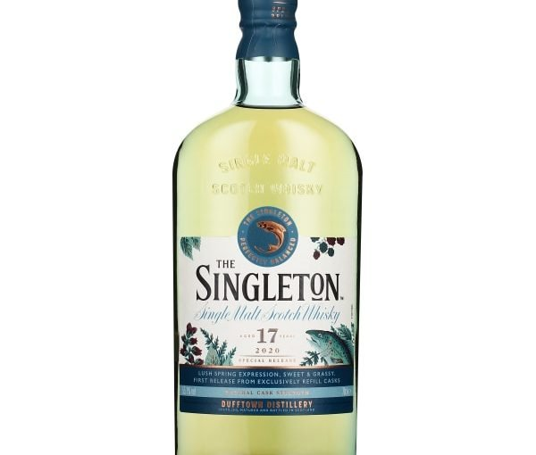 Singleton of Dufftown 17 years Special Release 2020 70CL