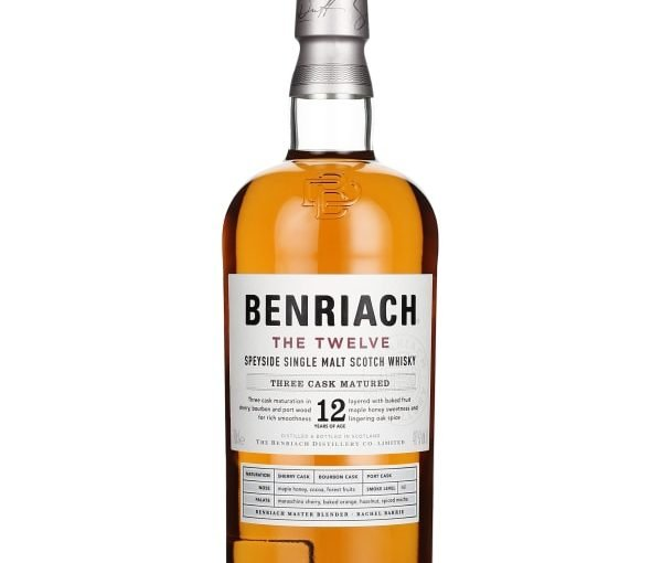 Benriach 12 years The Twelve 70CL