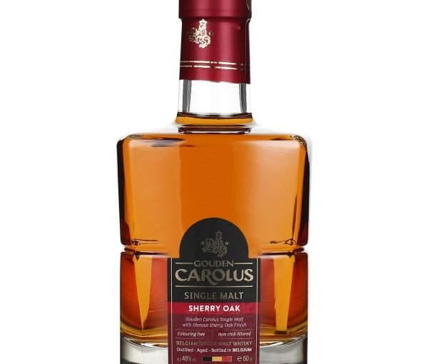 Gouden Carolus Sherry Oak Single Malt 50CL