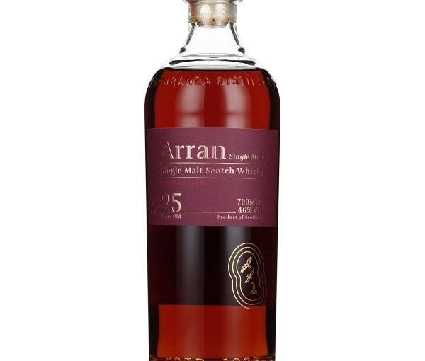 Arran 25 years Single Malt 70CL
