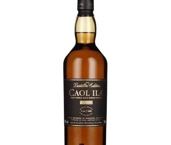Caol Ila Distillers Edition 2008-2020 70CL