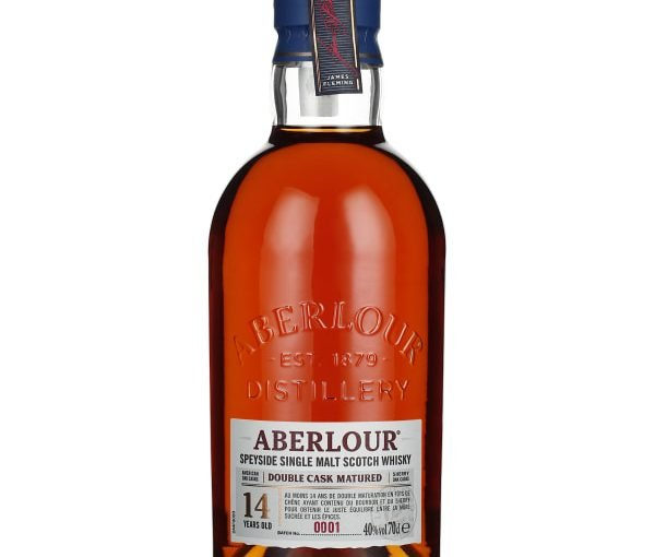 Aberlour 14 years Double Cask Matured 70CL