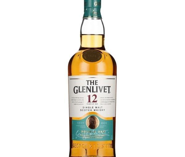 The Glenlivet 12 years Double Oak 70CL