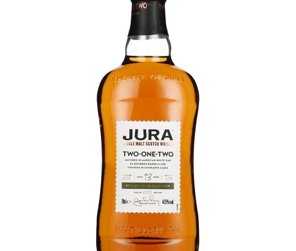 Jura 13 years Two-One-Two 2006 Single Malt 70CL