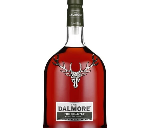 The Dalmore The Quartet 1LTR