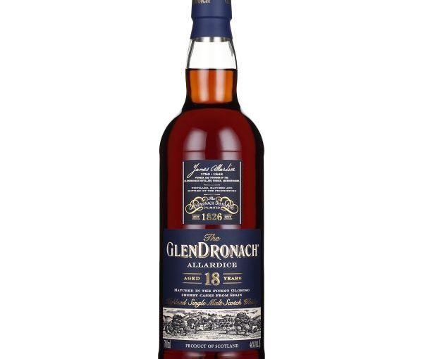 GlenDronach 18 years Allardice 70CL