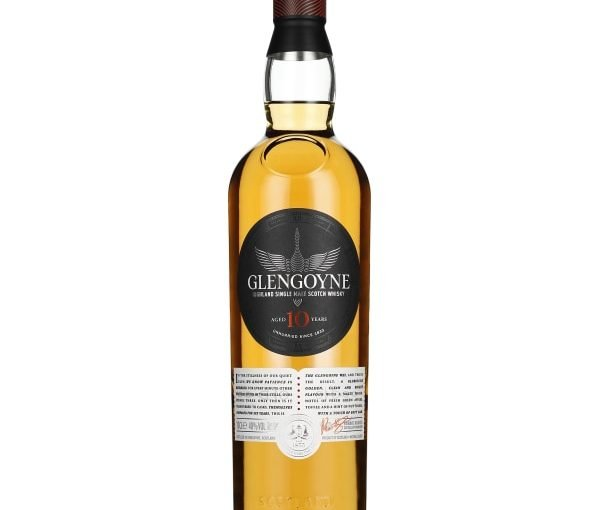 Glengoyne 10 years Single Malt 70CL