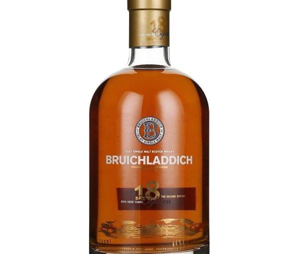 Bruichladdich 18 years Single Malt 70CL