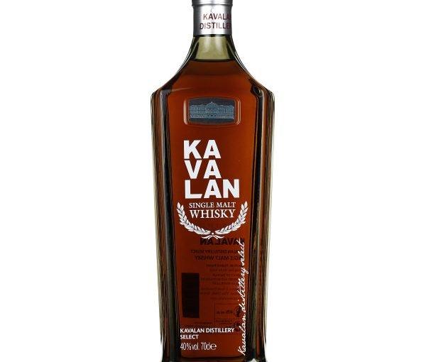 Kavalan Distillery Select Single Malt 70CL