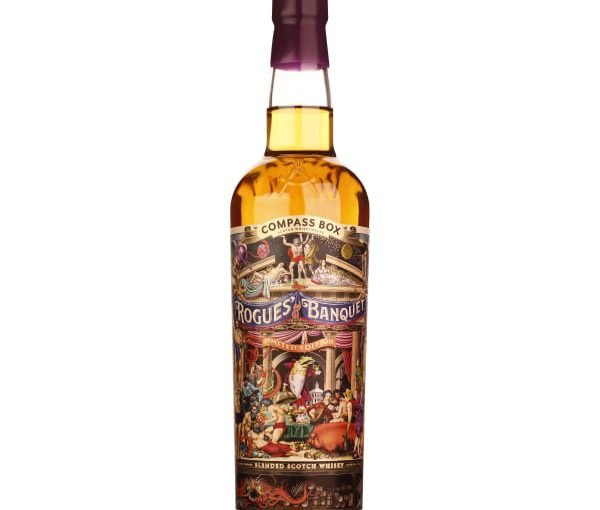 Compass Box Rogues Banquet 70CL