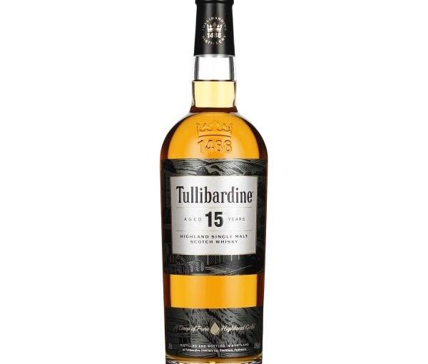 Tullibardine 15 years Single Malt 70CL