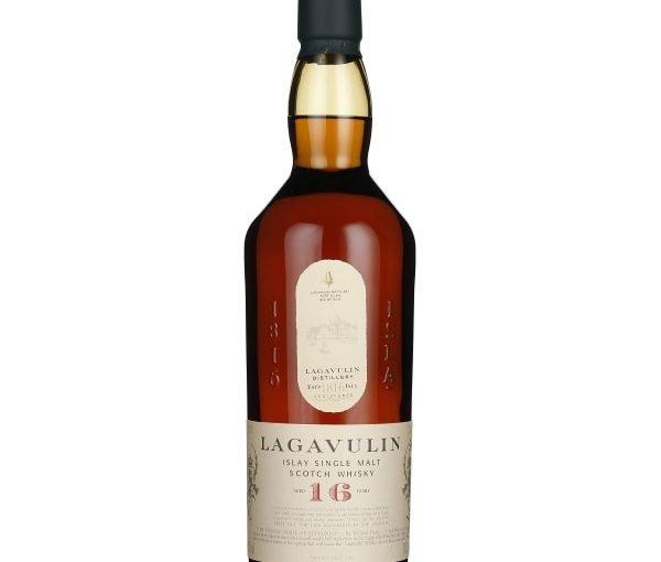 Lagavulin 16 years Single Malt 70CL