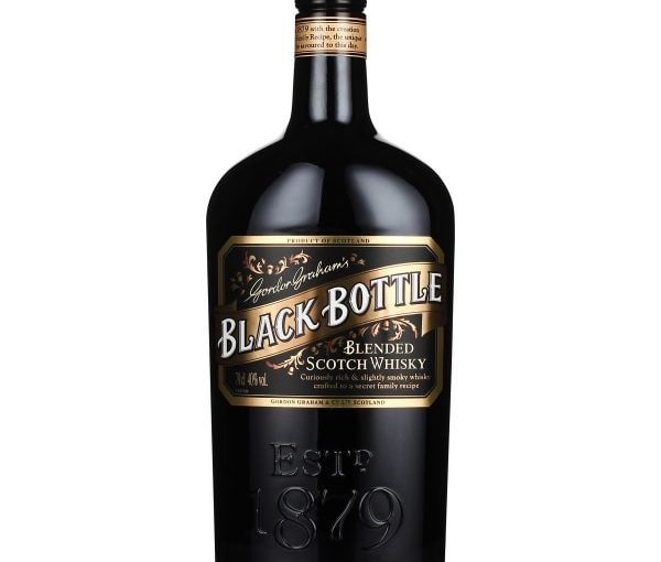 Black Bottle 70CL