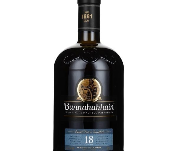 Bunnahabhain 18 years Single Malt 70CL