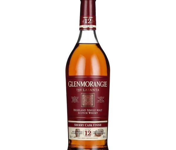 Glenmorangie Lasanta 12 years 70CL
