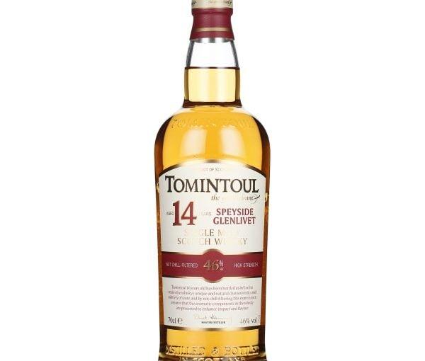 Tomintoul 14 years Single Malt 70CL