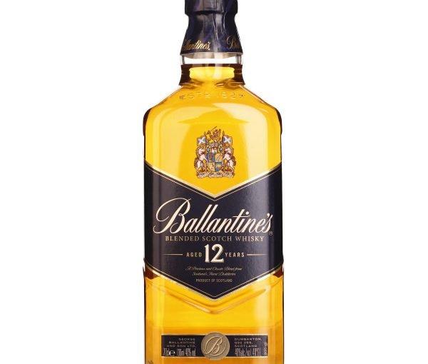 Ballantines 12 years 70CL