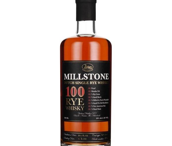 Millstone Rye 100 70CL