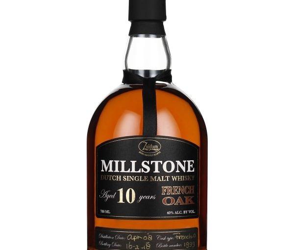 Millstone 10 years Single Malt French Oak 70CL