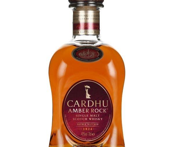 Cardhu Amber Rock 70CL