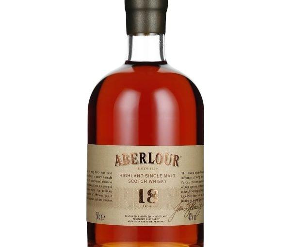 Aberlour 18 years Single Malt 50CL
