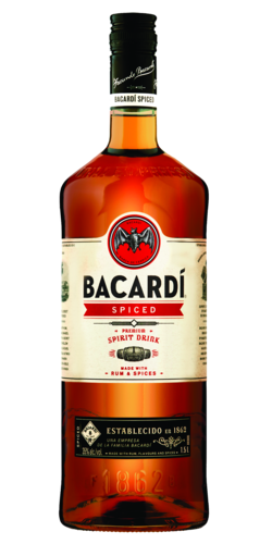 Bacardi Spiced 150CL